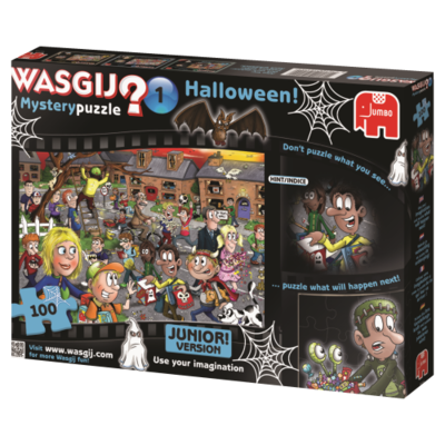 Wasgij Junior 2 Mystery - Halloween! (100)