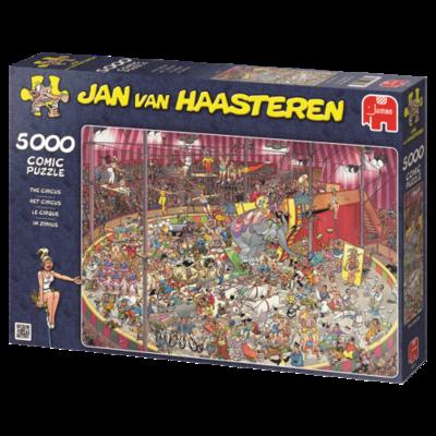 Het Circus JvH (5000)
