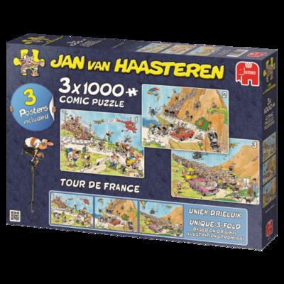 Tour De France JvH 3in1 (3x1000)